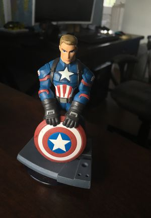 Captain America Disney infinity character for Sale in FL, US