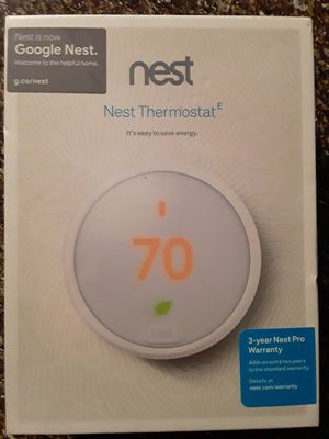 Nest thermostat for Sale in San Fernando, CA
