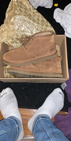 Brand new size 11 Ugg's never worn for Sale in Germantown, MD
