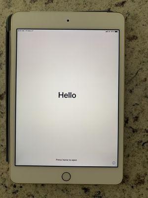 iPad mini 4 cellular for Sale in Oro Valley, AZ