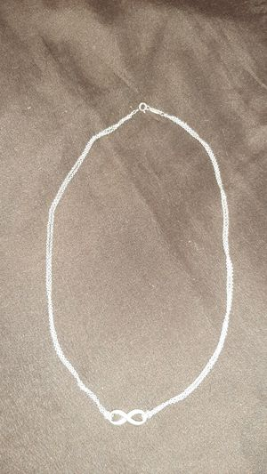 Tiffany & Co Infinity necklace for Sale in Mission Viejo, CA