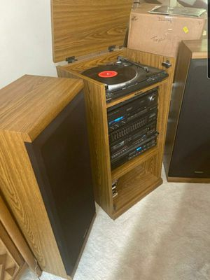 Technics Stereo System with turntable for Sale in El Cajon, CA
