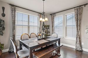 Dining table, chairs and bench for Sale in Arvada, CO