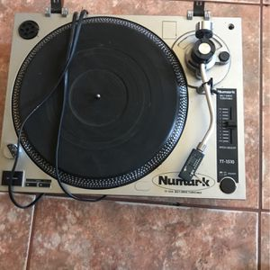 NUMARK TURNTABLE/record Player for Sale in Glendora, CA