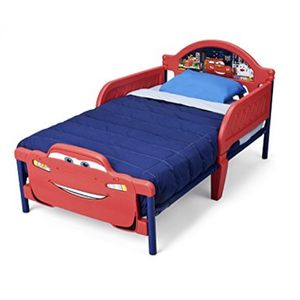 Cars Delta 3D Toddler Bed & Mattress for Sale in Glocester, RI