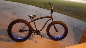 26 fat tire SIKK BEACH CRUISER for Sale in Glendale, AZ