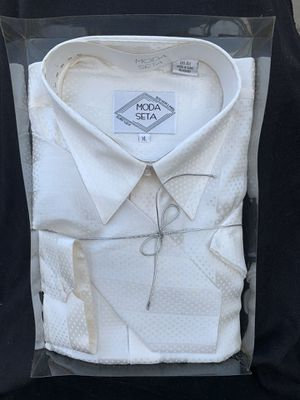 MODA SETA 3 Pic Shirt (100% Pure Silk) for Sale in Alexandria, OH