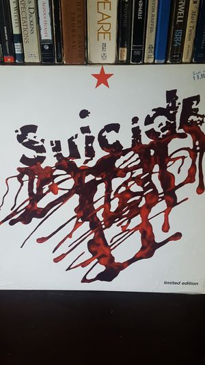 Suicide. Band LP record 33. for Sale in Akron, OH
