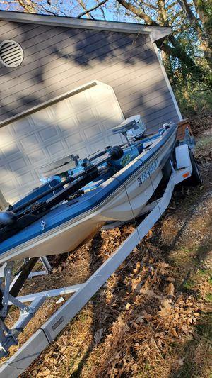 1977 ranger bass boat for Sale in Canton, GA