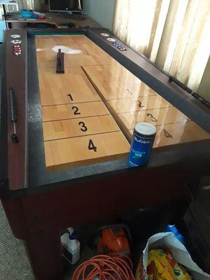 7' ricochet shuffleboard table for Sale in Wichita, KS