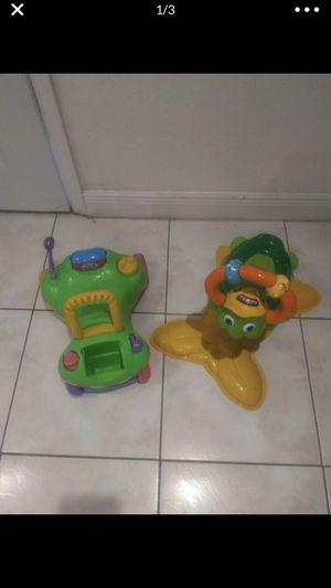 2 Vtech Toys for Sale in Carol City, FL