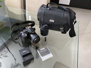 Nikon d3300 camera for Sale in Hialeah, FL