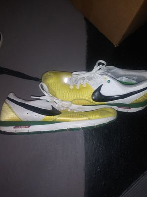 Nike size 11 1/2 brand new cost $125. Worn only a few times. Been packed away for a while for Sale in Winter Haven, FL