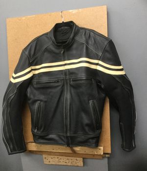 6th gear Motorcycle leather jacket for Sale in Chicago, IL