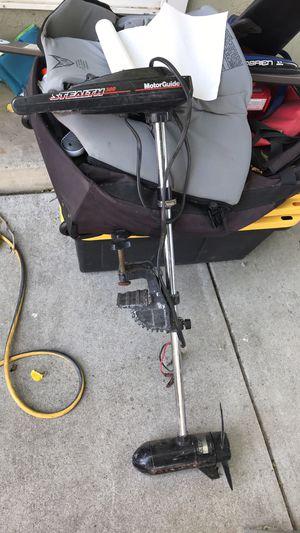 Trolling motor for Sale in Tracy, CA