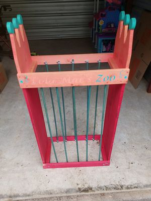 Stuffed Animal Crate for Sale in Black Mountain, NC