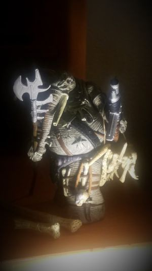 """McFarlane Toys - Spawn - Total Chaos - """"Poacher"""" Special Edition Action Figure - dated 1998 for Sale in Leander, TX"""