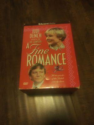 Judi dench a fine romance complete dvd set for Sale in Los Angeles, CA