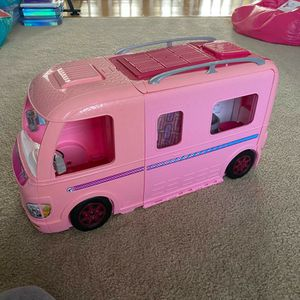 2016 Barbie Camper for Sale in Pompano Beach, FL