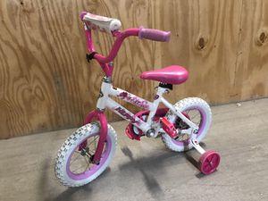 SeaStar Little Girls Bike W/Training Wheels for Sale in Baltimore, MD