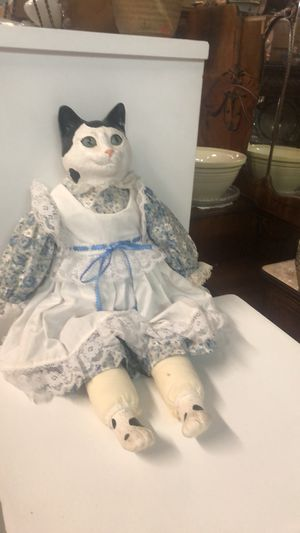 Vintage rustic farmhouse kitty doll pick up la Mesa for Sale in San Diego, CA