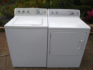 GE set with warranty. for Sale in Jacksonville, FL