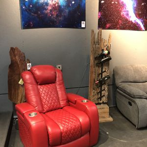 New & In Stock! Transformer Top Grain Leather Chair $799! Loveseat $1399! Sofa $1499! Available In Black, Brown, Grey & Red for Sale in Vancouver, WA