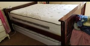Bed frame and mattress for Sale in Chula Vista, CA