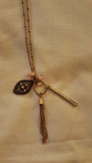 Bass brand necklace, brand new for Sale in Harrisburg, PA
