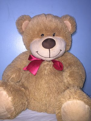 Teddy Bear for kids stuffed animal brown bear for Sale in Philadelphia, PA