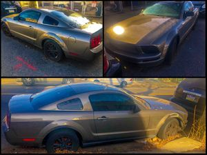 2005 Ford Mustang For Sale for Sale in Brooklyn, NY