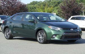2016 Toyota Corolla Sdn CVT LE for Sale in Woodbridge, VA