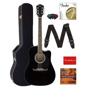 Fender FA-125CE Dreadnought Cutaway Acoustic-Electric Guitar for Sale in Savannah, GA
