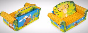 New!! Kids Chair,2 in 1 Kids Flip Sofa,Kids Room,Toddler Foam Sofa for Sale in Phoenix, AZ