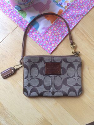 Coach Wristlet for Sale in Upland, CA