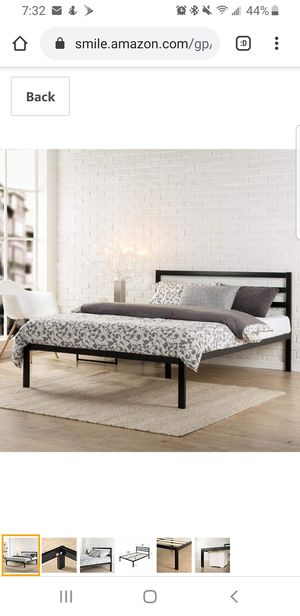 Modern Queen Bed Frame for Sale in Metairie, LA