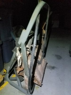 Deer Stand Tree Top sturdy latch frame for Sale in Sedgwick, KS