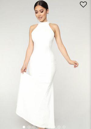Fashion Nova formal/wedding dress small size for Sale in Madison Heights, VA