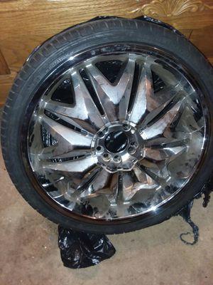 20 inch rims 225/35/20 for Sale in Greer, SC
