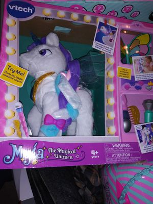 Vtech the magical unicorn for Sale in Riverside, CA