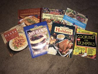 Cook books for Sale in White Hall,  WV