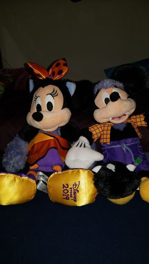 Mickey and Minnie halloween for Sale in Hawthorne, CA