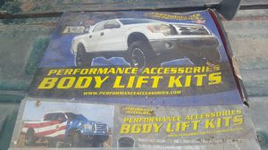 Body lift kit and bumper for Sale in Randallstown, MD