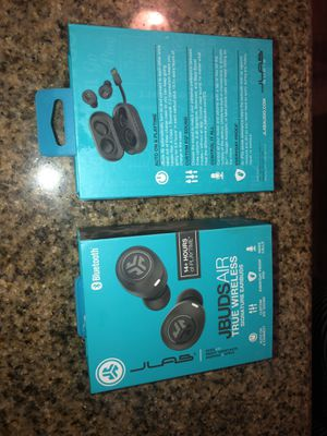 Jbuds Air True wireless earbuds (two available ) for Sale in Georgetown, TX