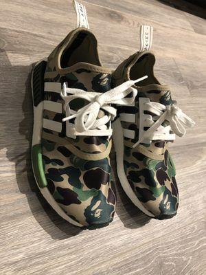 Adidas BAPE nmd sz 7 for Sale in Woodbridge, VA