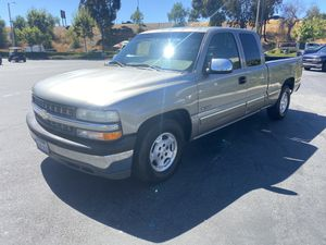 2001 Chevrolets Silverado 1500 4.8 low miles one owner for Sale in Los Angeles, CA
