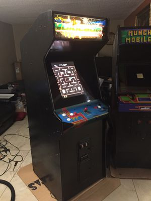 Multicade Arcade Game Machine Pacman Donkey Kong Galaga for Sale in Miami, FL