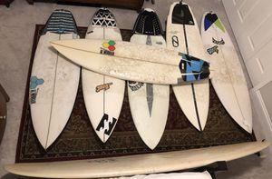 Surfboards 5 5 - 7 3 lost mayhem al Merrick Channel Islands Slater designs for Sale in Alafaya, FL