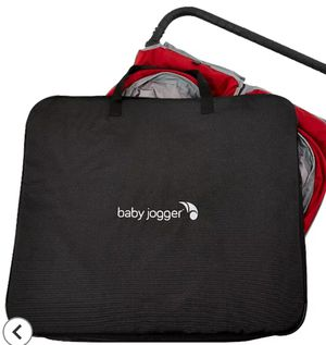 (New ) Baby Jogger Carry Bag – Double for Sale in Kingsburg, CA