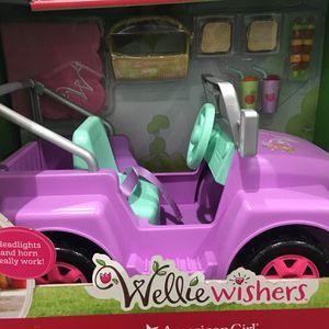 American Girl Doll Wellness Wishers garden adventure set for Sale in Harleysville, PA